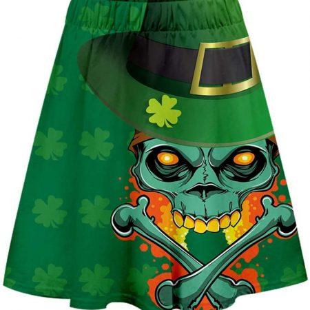faldas de trebol de la suerte