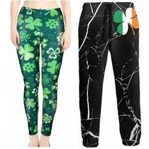 Pantalones y leggins